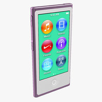 maya apple ipod nano pink