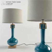 robert artemis table lamp max