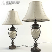 ashley gavivi table lamp max