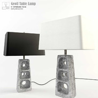 arteriors geoff table lamp max