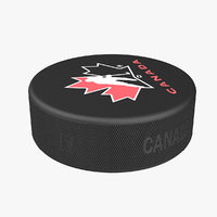 hockey puck 3 3d 3ds
