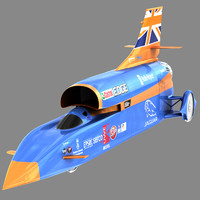 bloodhound ssc 3d 3ds