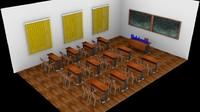 maya simple school