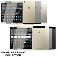 realistic huawei p8 max