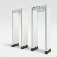 3d scaner gate security model