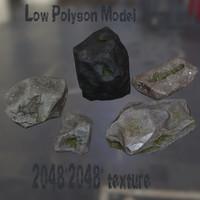 rock set blend