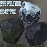 rock roc 3d blend