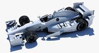 Indycar Honda road aero kit