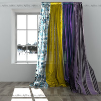 3d model curtains rooms restaurant
