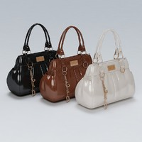 3ds light ladies hand bag