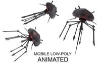 Microrobot Low-Poly