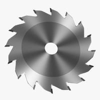 disc 3d model