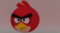 angry bird low