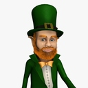 Leprechaun 3D models