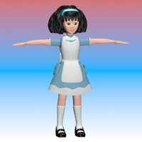 maya girl character