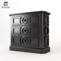 3d eichholtz chest cambon
