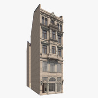 3d model of berlin leipziger residence