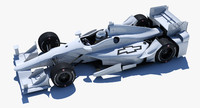 Indycar Chevrolet road aero kit