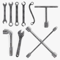 wrenches 3ds