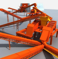 3d mining machine