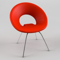 3d ring chair