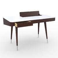 ak 1330 naver desk 3d model
