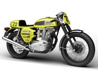 BSA Rocket 3 Racer 1969