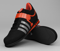 powerlift 2 0 shoes 3d max