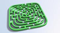 3d maze labirint