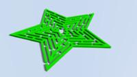 maya maze star