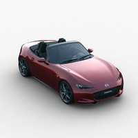3d ultra 2016 mazda mx-5 model
