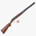 shotgun 3D models