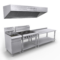 commercial kitchen pack max