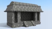maya simple temple