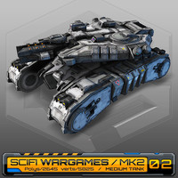 max scifi medium tank mk2