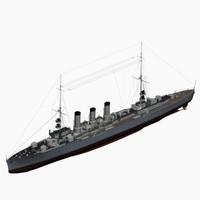 max 1916 class cruiser imperial
