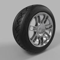 Tire ECSTA XS