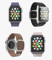 obj apple watch stainless steel