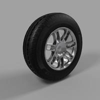 wheel sport 3d ma