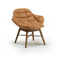 3d offecct palma wood chair