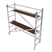 3d scaffolding model