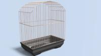3ds bird cage