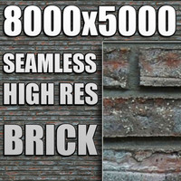 Seamless Extremely High Res Brick Texture