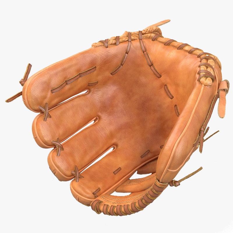 Baseball Glove 3d model 00.jpg
