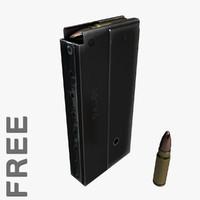 free max model magazine 9a-91 vsk-94