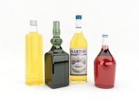 maya glass bottles