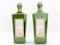 3d glass bottles