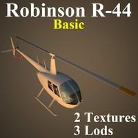 robinson basic 3d max