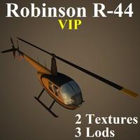 robinson vip 3d max