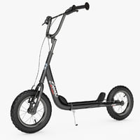 Kick Scooter Bike Novatrack